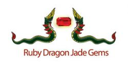 Ruby Dragon Jade & Gems